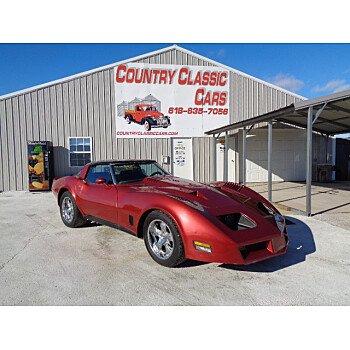 1979 Chevrolet Corvette for sale 101083781