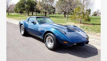 1979 Chevrolet Corvette for sale 101123059