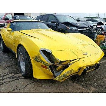 1979 Chevrolet Corvette for sale 101220716
