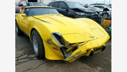1979 Chevrolet Corvette for sale 101220716