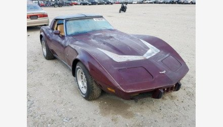 1979 Chevrolet Corvette for sale 101237355