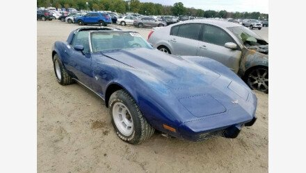 1979 Chevrolet Corvette for sale 101238387
