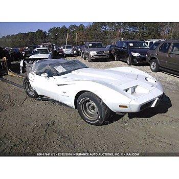 1979 Chevrolet Corvette for sale 101274613