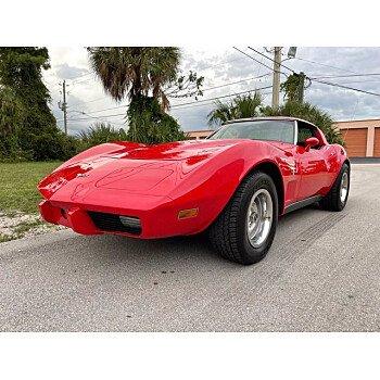 1979 Chevrolet Corvette for sale 101609193