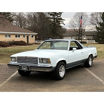 1979 Chevrolet El Camino for sale 101073781