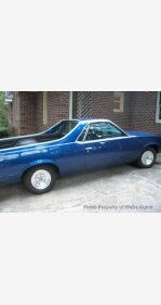 1979 Chevrolet El Camino for sale 100848569