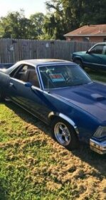 1979 Chevrolet El Camino for sale 101042530