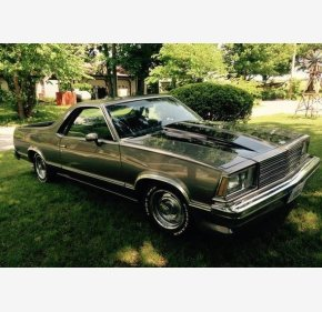 1979 Chevrolet El Camino for sale 101044255