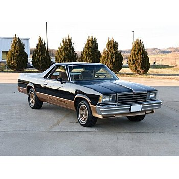 1979 Chevrolet El Camino for sale 101282216