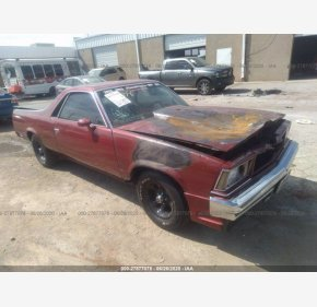 1979 Chevrolet El Camino for sale 101337274