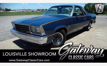 1979 Chevrolet El Camino for sale 101352447