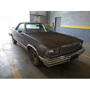 1979 Chevrolet El Camino for sale 101361322