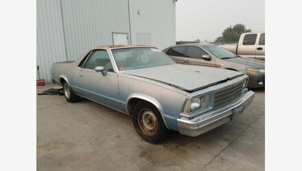 1979 Chevrolet El Camino for sale 101385843