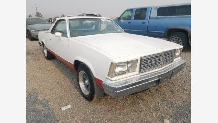 1979 Chevrolet El Camino for sale 101385955