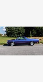 1979 Chevrolet El Camino for sale 101396220
