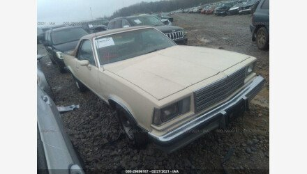 1979 Chevrolet El Camino for sale 101464990