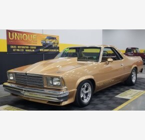 1979 Chevrolet El Camino for sale 101475599
