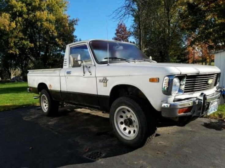 1979 Chevrolet Luv For Sale Near Cadillac Michigan 49601 Classics