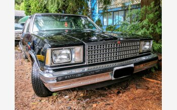 1979 Chevrolet Malibu Classic Coupe for sale 101126165