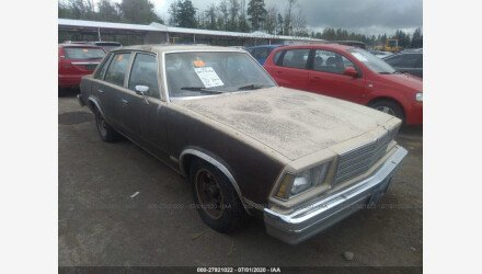1979 Chevrolet Malibu for sale 101347056