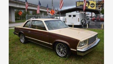 1979 Chevrolet Malibu for sale 101410404