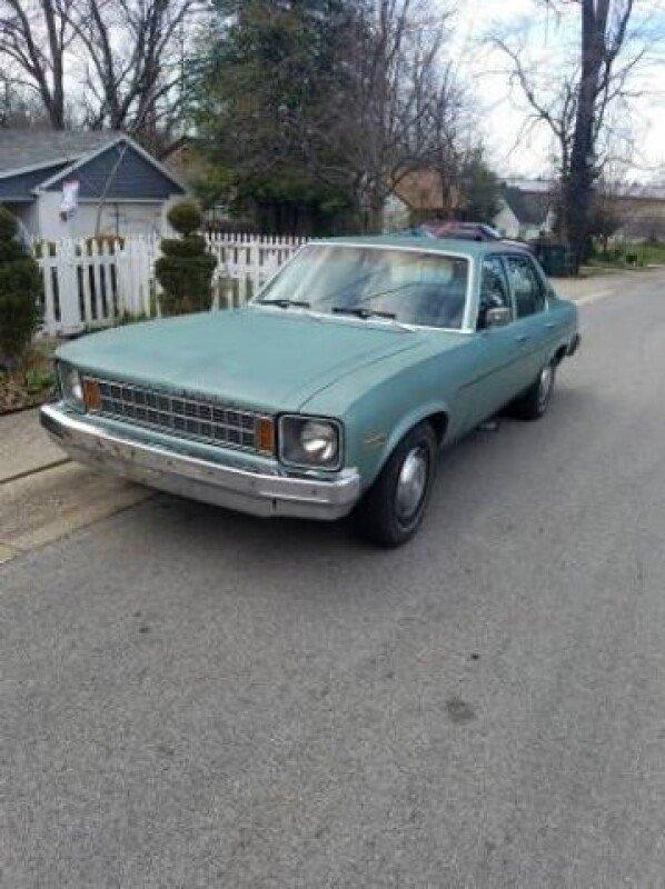 1979 Chevrolet Nova Classics For Sale