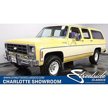 1979 Chevrolet Suburban for sale 101356971