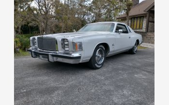 1979 Chrysler Cordoba LS for sale 101457206