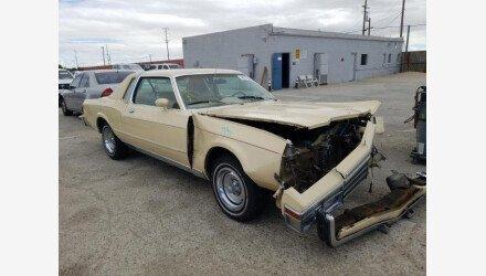 1979 Chrysler LeBaron for sale 101330890