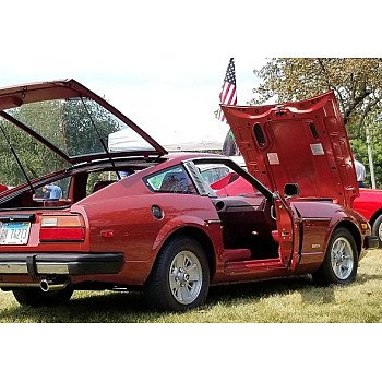 1982 Datsun 280zx For Sale Near Woodland Hills California