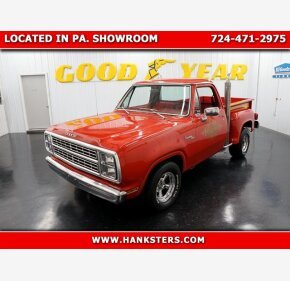1979 Dodge D/W Truck for sale 101370104