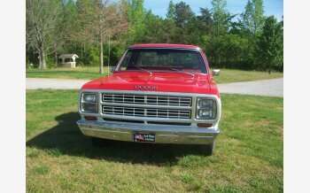 1979 Dodge D/W Truck 2WD Regular Cab D-100 for sale 101503698