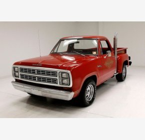 1979 Dodge Li'l Red Express for sale 101227798