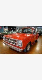 1979 Dodge Li'l Red Express for sale 101239202