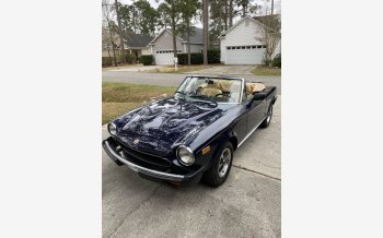 1979 FIAT 2000 Spider for sale 101487687