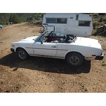 1979 FIAT Spider for sale 101219151