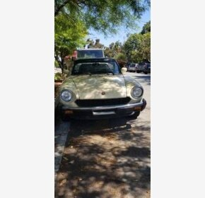 1979 FIAT Spider for sale 101360161