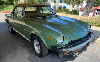 1979 FIAT Spider for sale 101603746