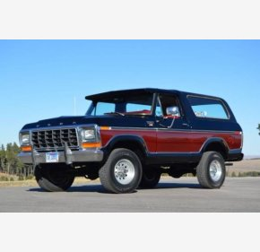 1979 Ford Bronco for sale 100966259