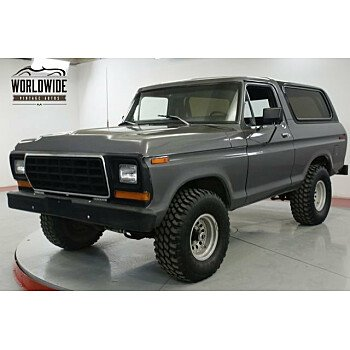 1979 Ford Bronco for sale 101136635