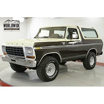 1979 Ford Bronco for sale 101215641