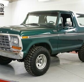 1979 Ford Bronco for sale 101237117