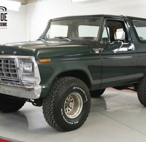 1979 Ford Bronco for sale 101241373