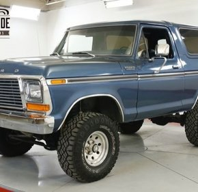 1979 Ford Bronco for sale 101254205
