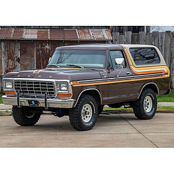 1979 Ford Bronco for sale 101305236