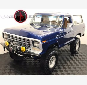1979 Ford Bronco for sale 101355681