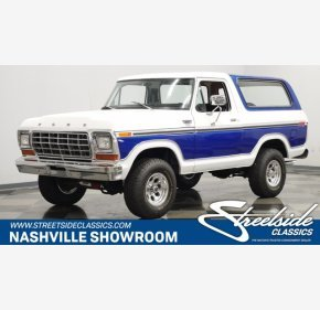 1979 Ford Bronco for sale 101381557