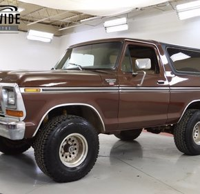 1979 Ford Bronco for sale 101381913