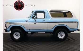 1979 Ford Bronco for sale 101390639