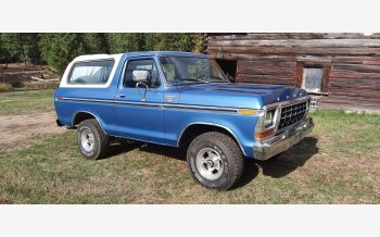 1979 Ford Bronco Sport for sale 101392130